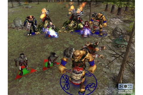 Lords of Everquest : Online Games Review Directory