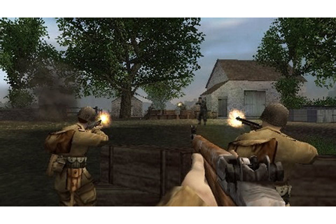 Brothers in Arms D-Day Game | PSP - PlayStation
