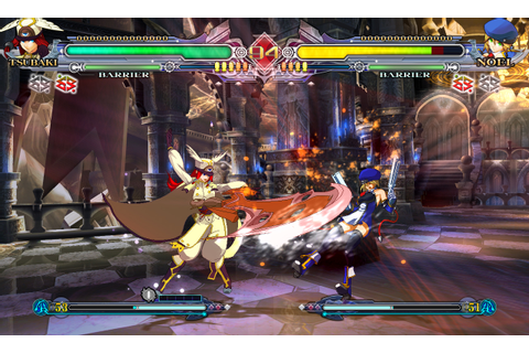 Blazblue: Continuum Shift – Xbox 360 Review – Brash Games