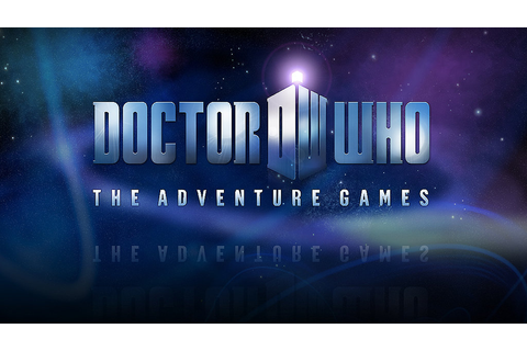 Doctor Who Time Vortex: Doctor Who: The Adventure Games ...