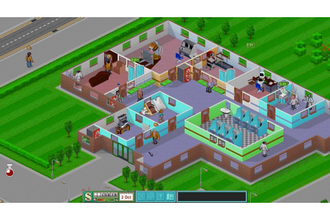 Theme Hospital is Currently Free on EA Origin - IGN
