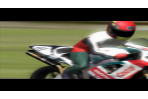 Castrol Honda VTR - Intro - YouTube