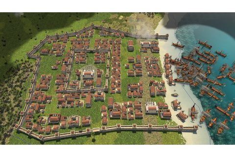 0 A.D. - BUILDING THE ROMAN EMPIRE - YouTube