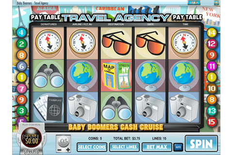 Baby Boomers: Cash Cruise Slot Machine Online ᐈ Rival ...