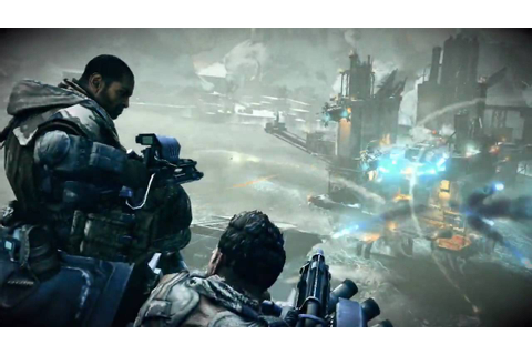 Killzone 3 - PS3 - E3 2010 gameplay footage official video ...
