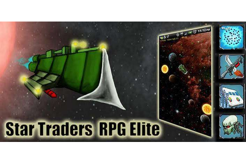 Star Traders RPG Elite Full APK Android Free Download