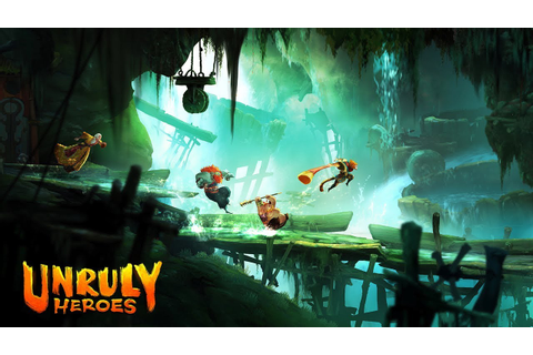 Unruly Heroes - New Gameplay Trailer 2018 [XboxOne ...