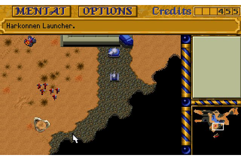 Retro Game of the Week – Dune II: The Building of a ...