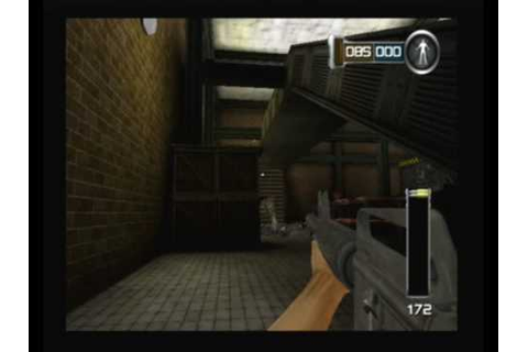 PS2 GREAT SHOOTING GAME DIE HARD VENDETTA - YouTube
