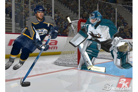 NHL 2K6 full game free pc, download, play. NHL 2K6 full ...