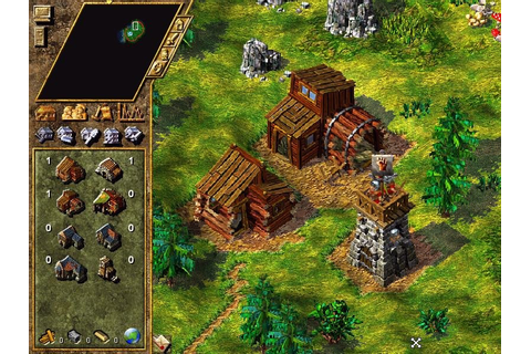 The Settlers 4 (2001) - PC Review and Full Download | Old ...