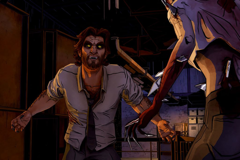 'The Wolf Among Us' season one review: a terrifying fairy ...
