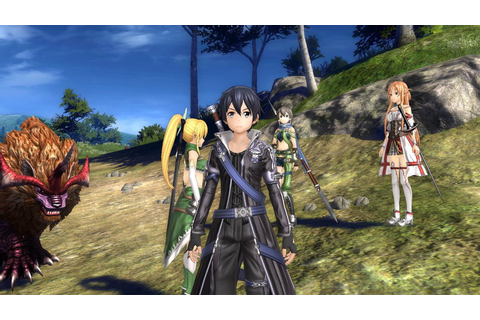 Sword Art Online: Hollow Realization - Deluxe Edition ...