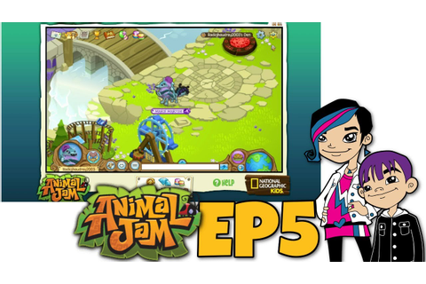 Animal Jam - Audrey Game Play EP5 - YouTube