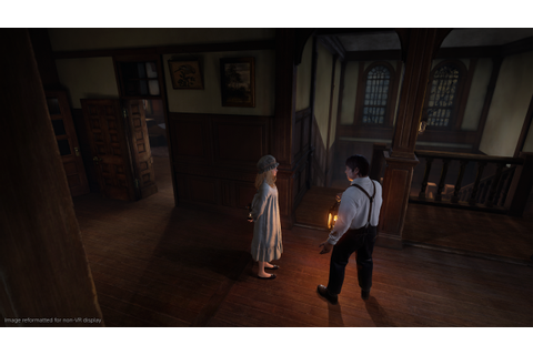 'Déraciné' Is A New PlayStation VR Game From The Makers Of ...
