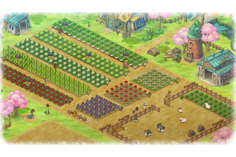 Doraemon Story of Seasons looks like a winning combo on ...