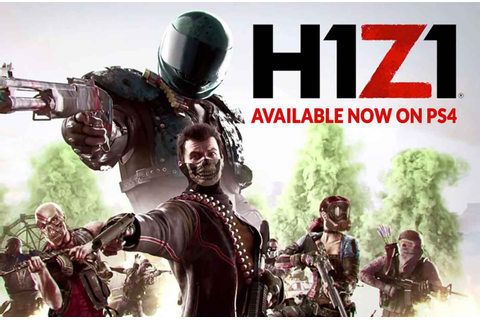 Tired of Fortnite ? Here's how to download H1Z1 on PS4 ...