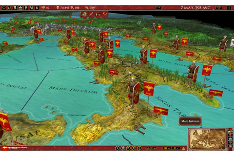 Europa Universalis: Rome Recension - Gamereactor
