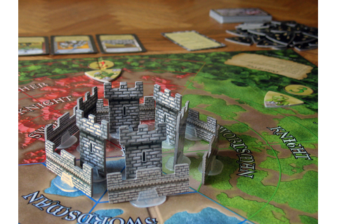 How To Get Your Kids To Play Games – Castle Panic Review ...