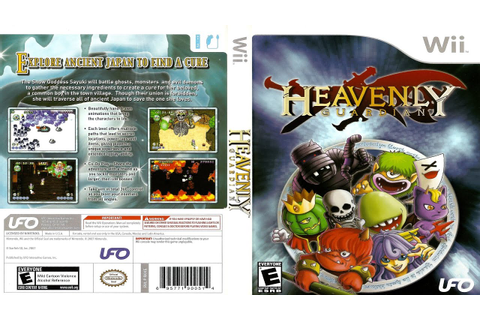 Nintendo Wii: Heavenly Guardian - HD (720p). - YouTube