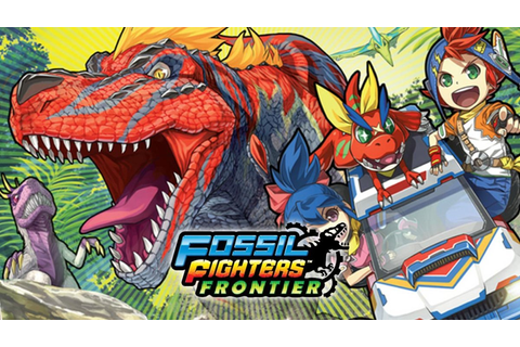 Fossil Fighters Frontier Launching 29th May For Nintendo ...