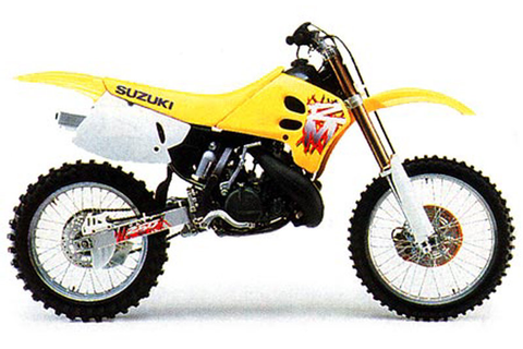 2008 Suzuki RM250 Review - Top Speed
