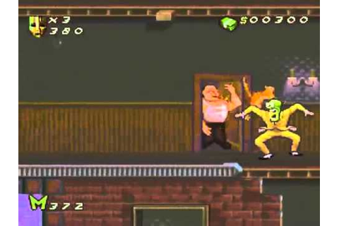 Super Nintendo Entertainment System The Mask (USA) - YouTube