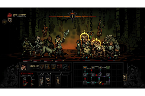 Darkest Dungeon Reviews