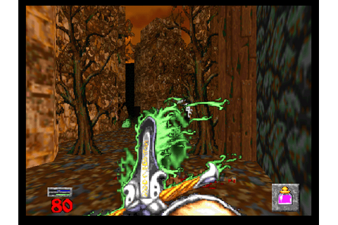 Hexen: Beyond Heretic Screenshots for Nintendo 64 - MobyGames