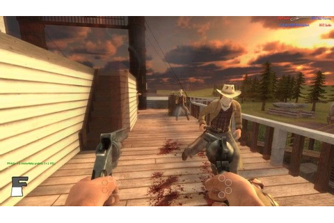 Fistful of Frags relaunches as standalone game, can be ...