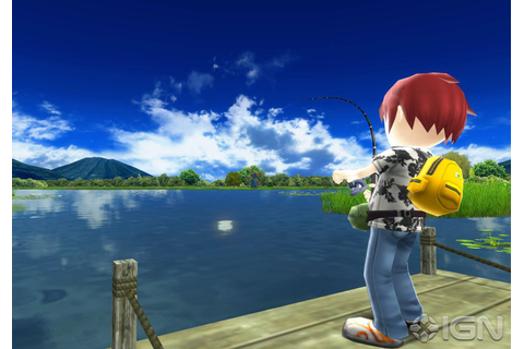 Fishing Resort Wii Game Combo Pack Screenshots, Pictures ...