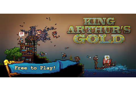 King Arthur's Gold on Steam