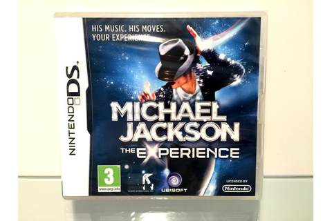 Michael Jackson The Experience (Nintendo DS)