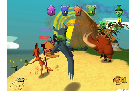 The Games That Time Forgot – Ooga Booga, Dreamcast ...