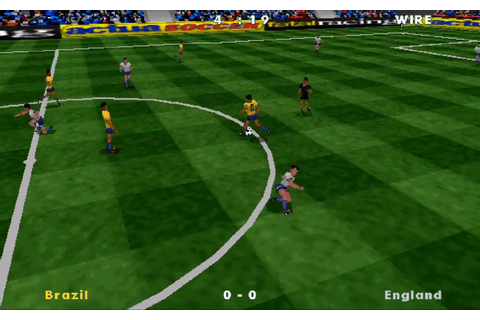 Actua Soccer Download Game | GameFabrique