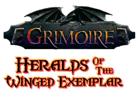 Grimoire: Heralds of the Winged Exemplar: Vaporware No ...