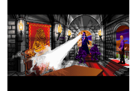 Download Challenge of the Five Realms | DOS Games Archive