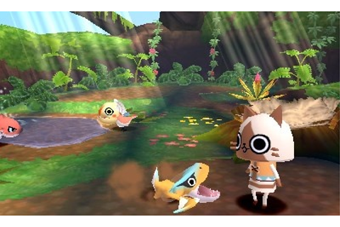 More Monster Hunter Diary: Poka Poka Airou Village DX ...