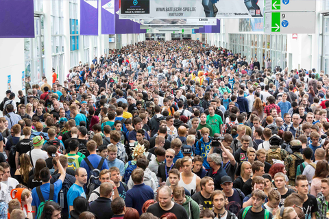 Everything You Need to Know About gamescom 2015