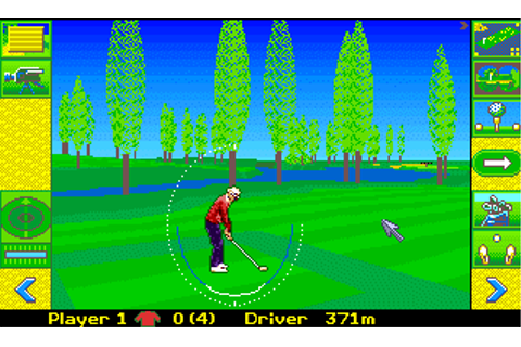 Microprose Golf (Amiga) download