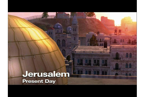 Global Conflicts: Palestine Download (2007 Educational Game)