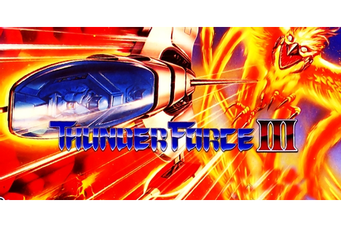 Thunder Force 3 Download Game | GameFabrique