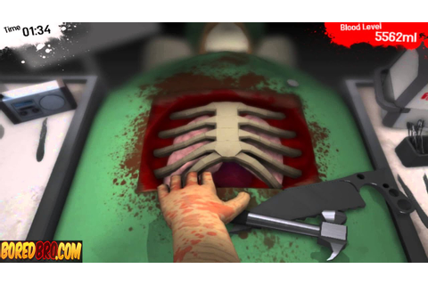 Surgery Game - Play Surgeon Simulator 2013 Online - YouTube