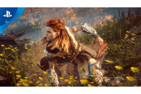 Horizon Zero Dawn Game | PS4 - PlayStation
