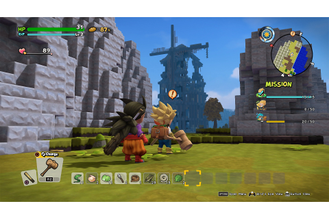 DRAGON QUEST BUILDERS 2 Game | PS4 - PlayStation