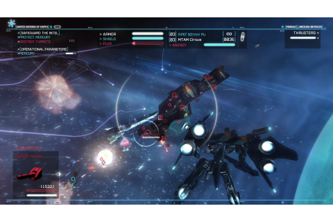 Download Strike Suit Zero Full PC Game