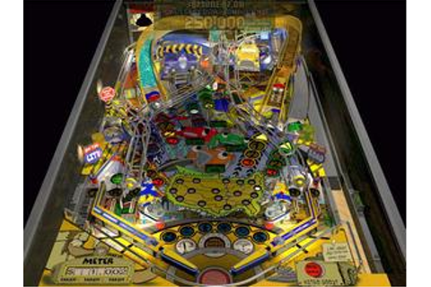 Pro Pinball: Big Race USA Download (1998 Arcade action Game)
