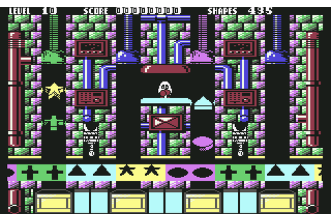 Panic Dizzy (1991) by Codemasters C64 game