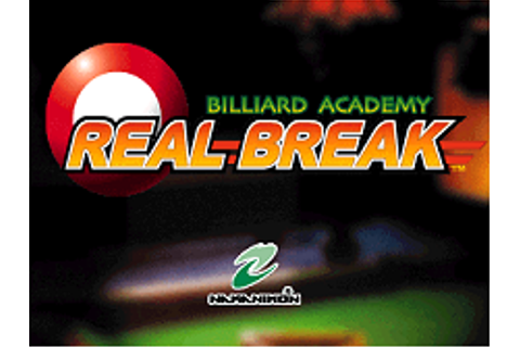 Billiard Academy Real Break (Korea) - Mamepedia - all mame ...
