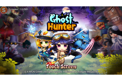 Ghost Hunter – Games for Android – Free download. Ghost ...